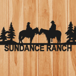 Personalized Stall Signs and Wall Hangings